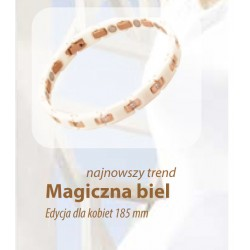 Bransoletka Ti- Energy (Magic White, Damska)